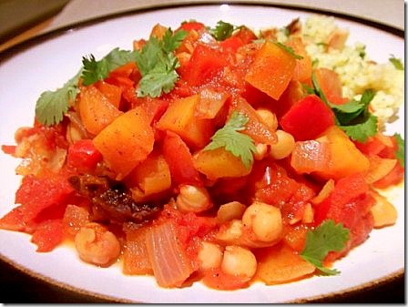 Chickpea Tagine with Toasted Almond Millet (47)