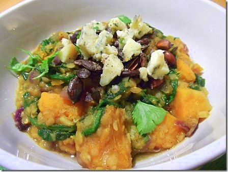 Red Lentil and Butternut Squash Stew (15)