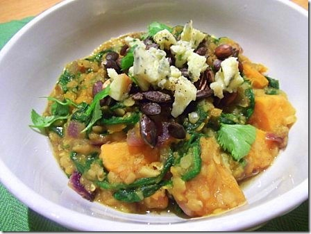 Red Lentil and Butternut Squash Stew (36)