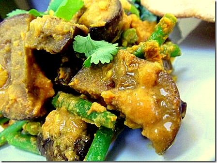 Curry Eggplant Croquettes With Mango Chutney Recipe — Dishmaps