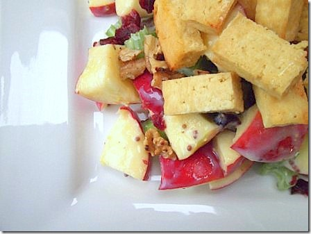 Vegan Tofu Waldorf Salad (47)