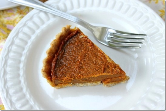 Vegan Pumpkin Spelt Pastry Pie (16)