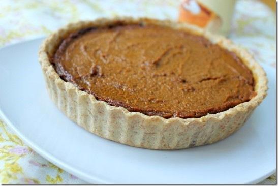 Vegan Pumpkin Spelt Pastry Pie (3)
