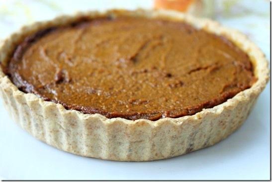Vegan Pumpkin Spelt Pastry Pie (4)