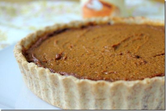 Vegan Pumpkin Spelt Pastry Pie (7)