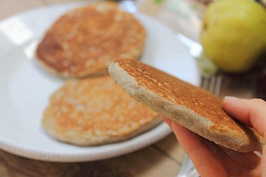 Pea Protein Pancakes (5)
