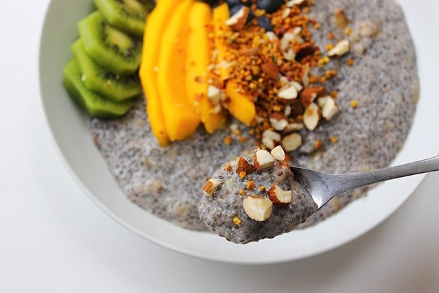 ... pudding chia seed breakfast bowl of course breakfast is a comments