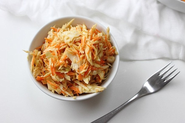 Vegan Paleo Coleslaw (9)