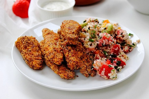 Grain Free Chicken Tenders (26)