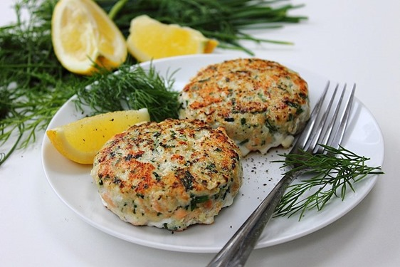 Paleo Fish Cakes (8)