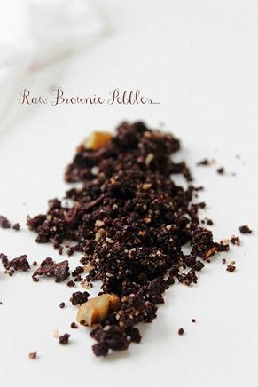 Raw Brownies (41) pebbles