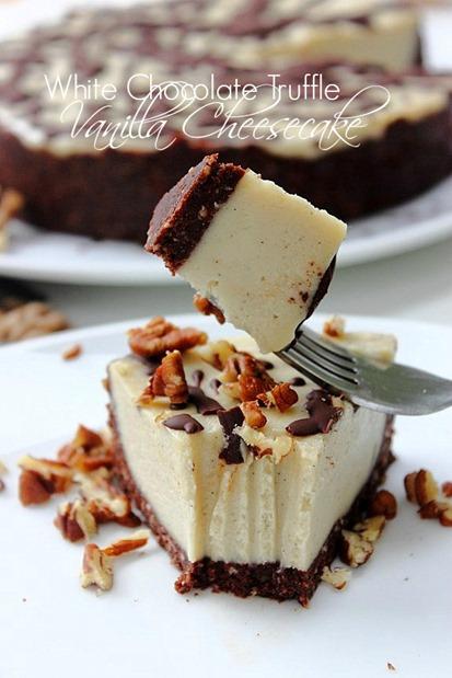 Raw Vanilla White Chocolate Cheesecake (57) Title
