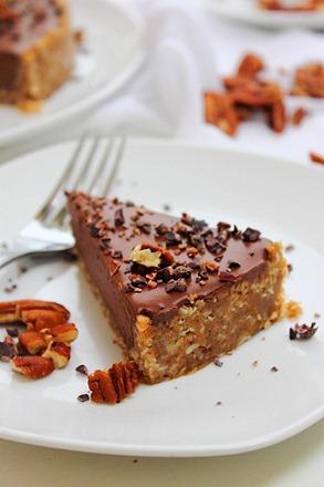 Chocolate Truffle Tart (28)