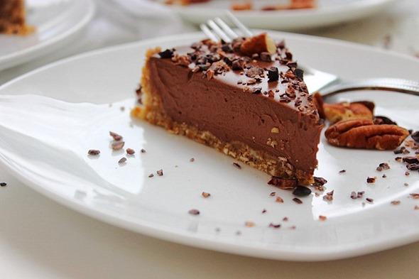 Chocolate Truffle Tart (33)