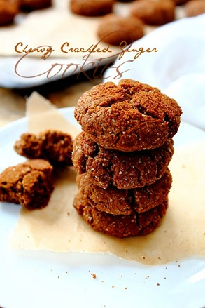Ginger Cookies Paleo (3) Title
