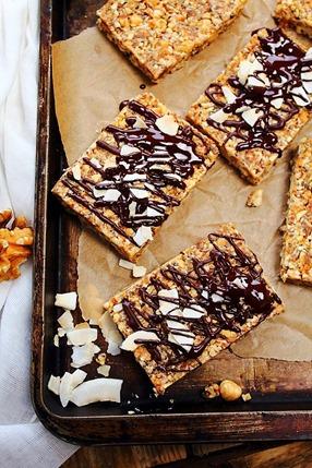 Almond Butter Cacao Raw Power Bar (17)