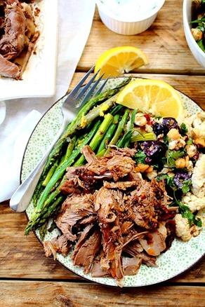 Roast Leg of Lamb Feast (42)
