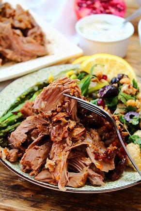Roast Leg of Lamb Feast (51)