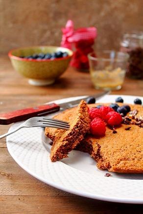 Jumbo Chocolate Protein Pancake (7)